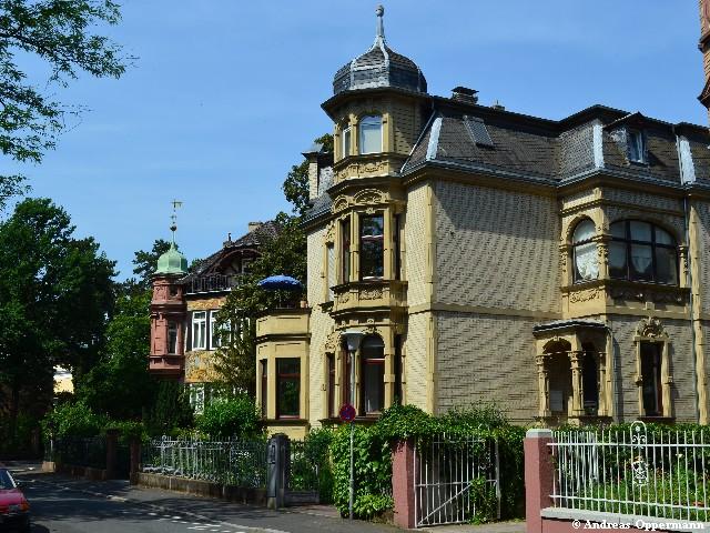 Pompejanumstraße 4 in Aschaffenburg
