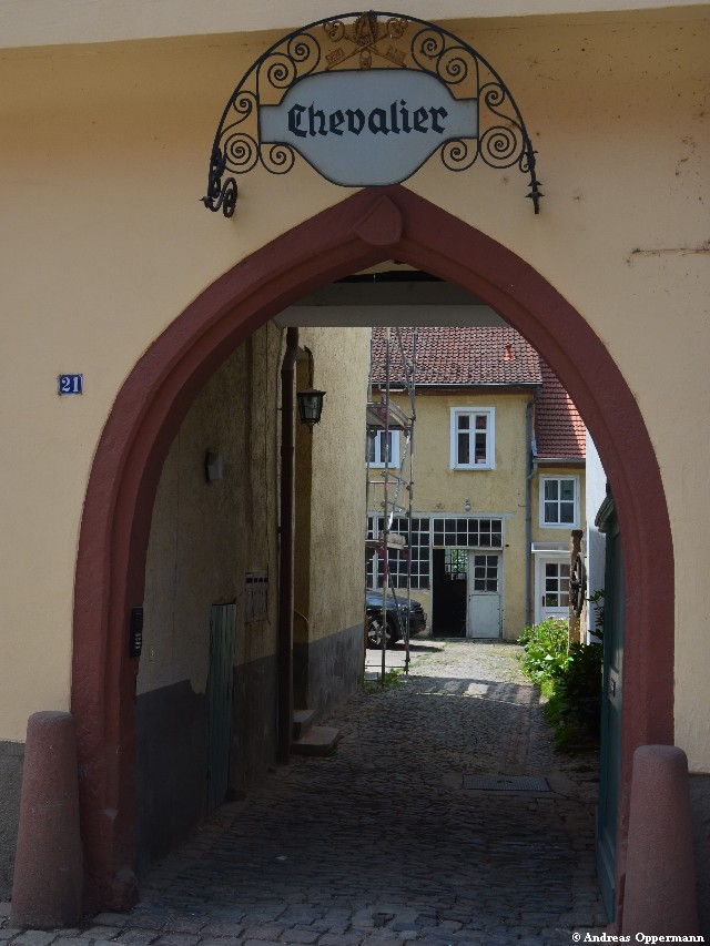 Die ehemalige Schlosserei Chevalier