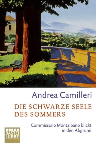 Andrea Camilleri: Die schwarze Seele des Sommers