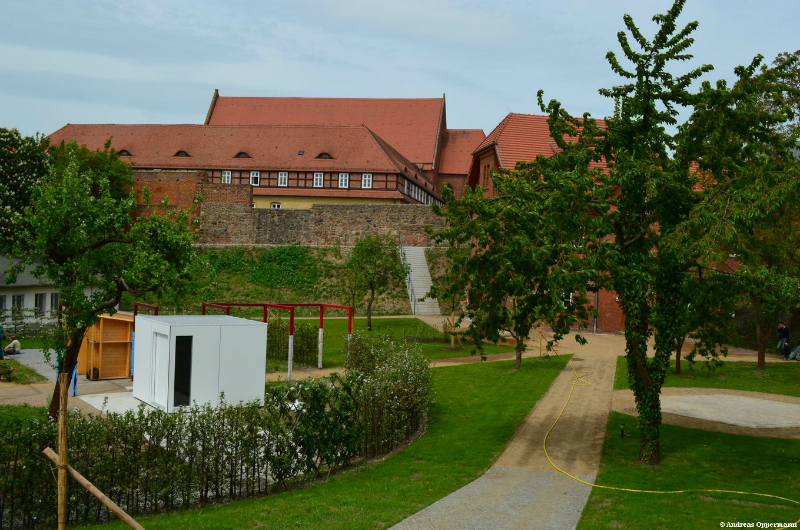 Laga-Gelände Prenzlau