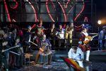 Staatsoper BerlinMEISTERSINGERMusikalische Leitung: Daniel BarenboimInszenierung: Andrea MosesBühne: Jens PappelbaumKostüme: Adriana Braga PeretzkiLicht: Olaf Freese