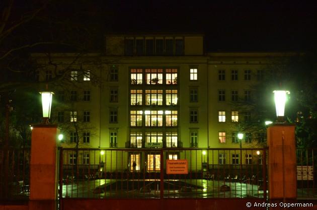 Krankenhaus in Eisenhüttenstadt