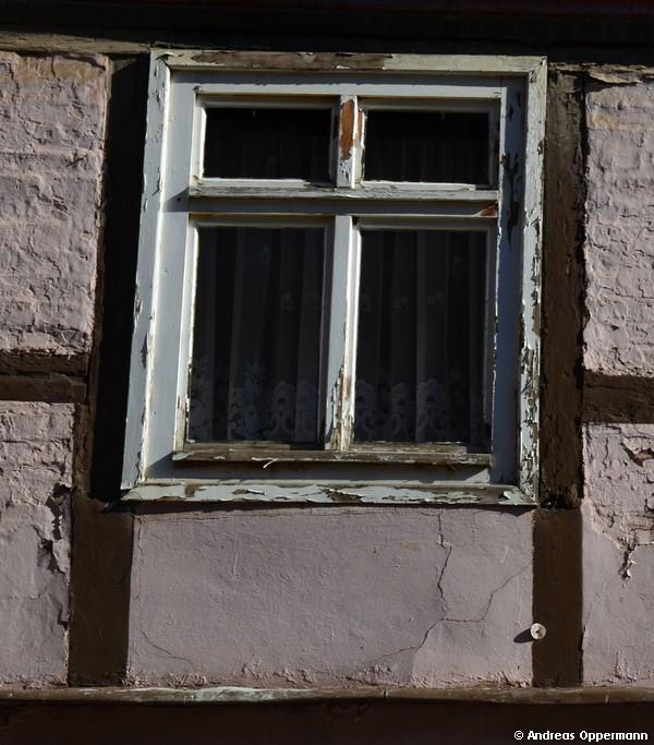 Fachwerkdetails in Quedlinburg