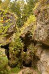 Felseformationen in der Fränkischen Schweiz