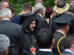 Ein orthodoxer Priester