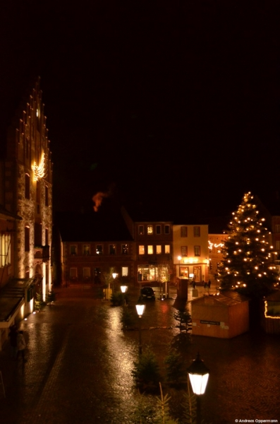 Advent in Hammelburg