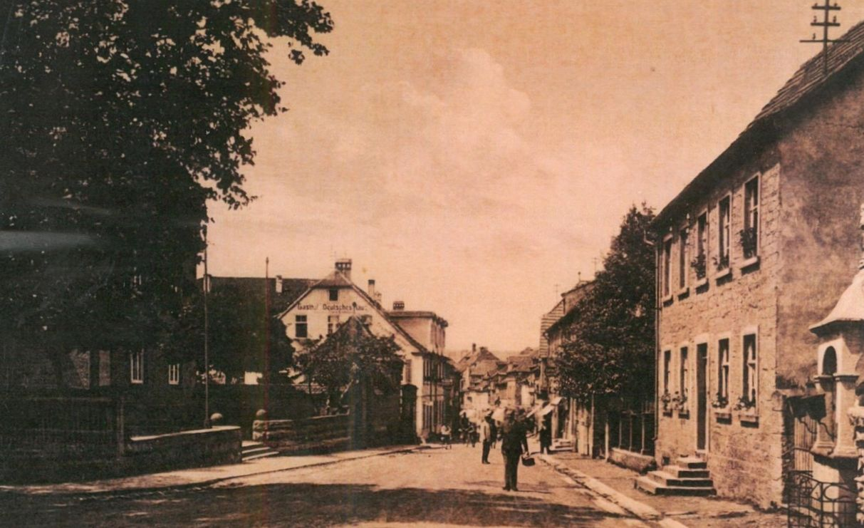 Hindenburg Straße (1935)