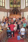 Mehrforte singt in der evangelischen Kirche Eichwalde