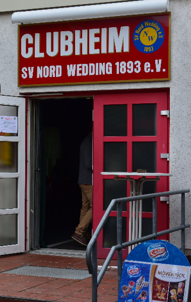 Beim SV Nord Wedding
