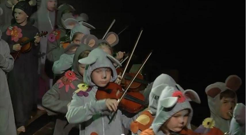 """""""Orchestermäuse"""" in Frankfurter Kleist-Forum"""