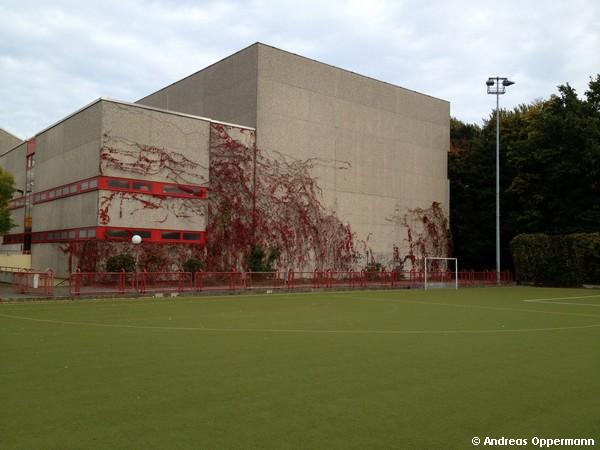 Poelchau-Oberschule in Berlin.Charlottenburg