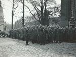 Preußische Polizei am Tag von Potsdam