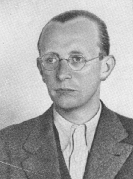 Arvid von Harnack.Quelle: Wikipedia