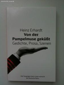 Heinz Erhard im DB-Reclamheft