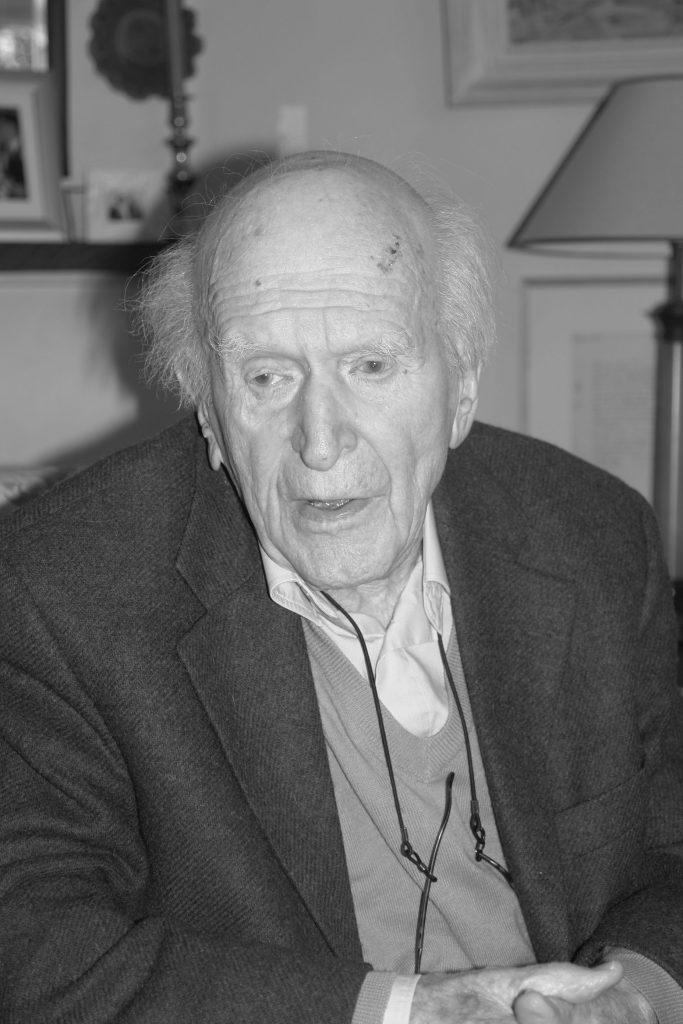 Hans Keilson (1909 - 2011) - Foto: Andreas Oppermann