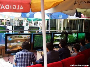 Playstations in Ankara