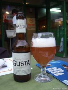 """""""Gusta"""" - das türkische Weißbier"""