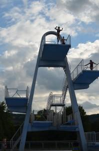 Spungturm in Hammelburg