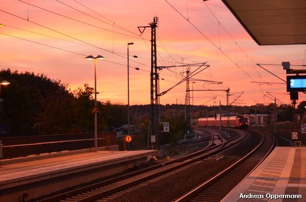 Bahnromatik in Erkner
