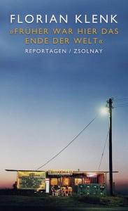 Florian Klenks Buch mit Reportagen