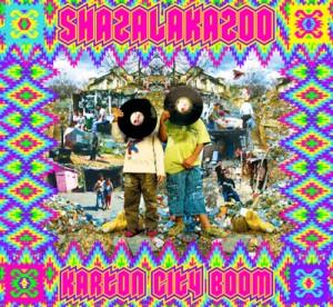 Shazalakazoo: Karton City Boom