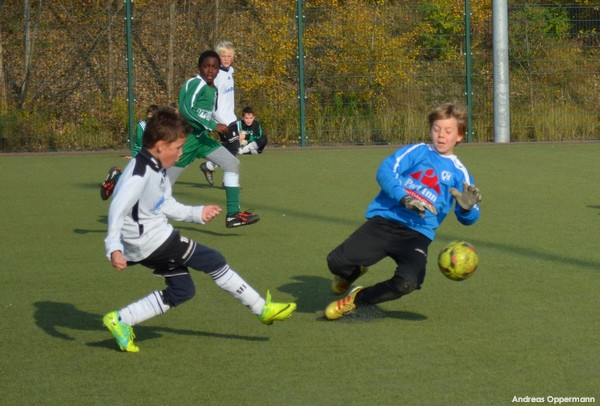 E-Jugend: Johannisthal gegen SV Schmöckwitz-Eichwalde
