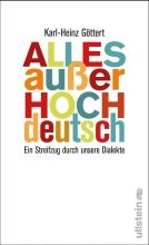 Kark-Heinz Göttert: Alles außer Hochdeutsch