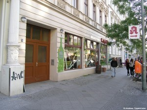 Bergmannstraße 16; Berlin Kreuzberg
