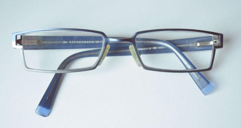 Die alte Brille