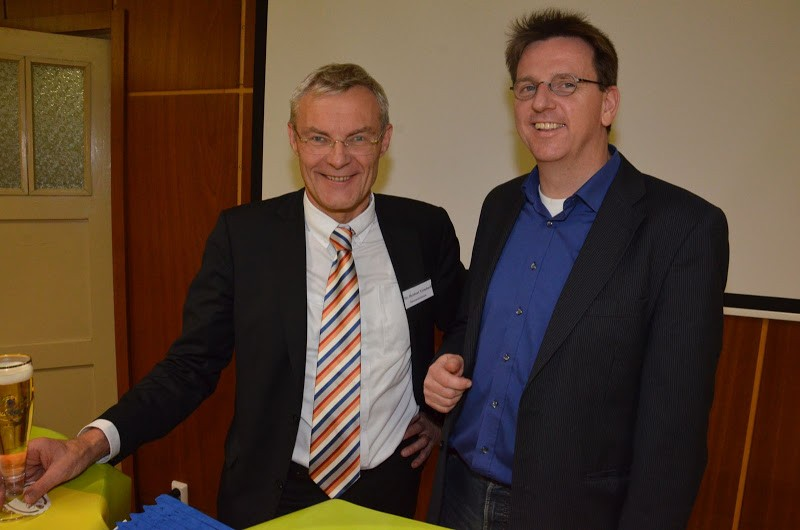 Mit Herbert Trimbach in Bad Freienwalde