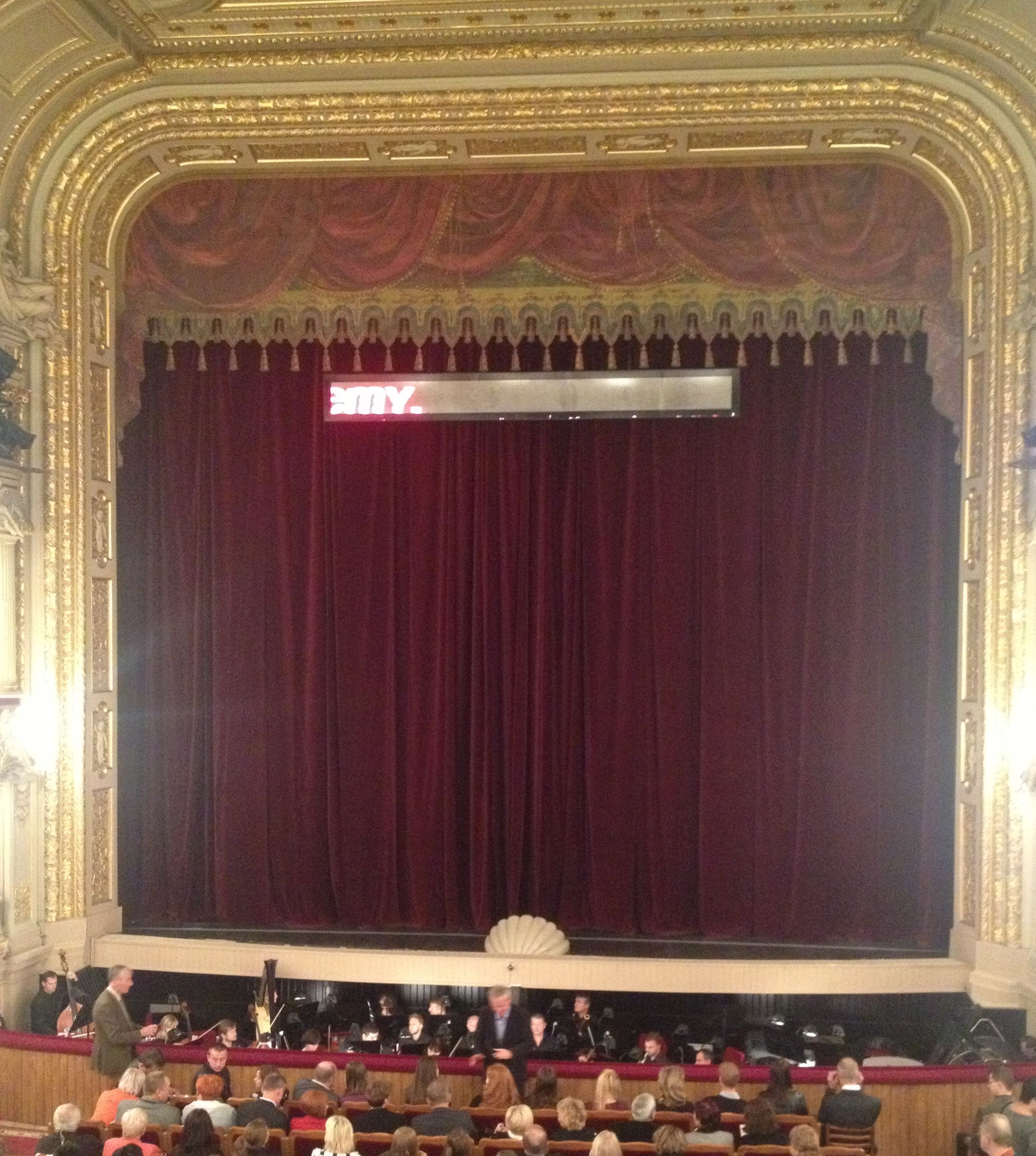 In der Lemberger Oper