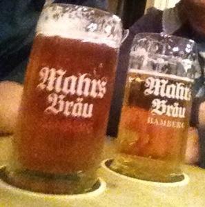 Im Mahrs Brau in Bamberg