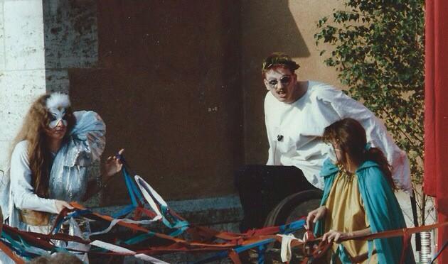 Spectaculum in Hammelburg vor 25 Jahren