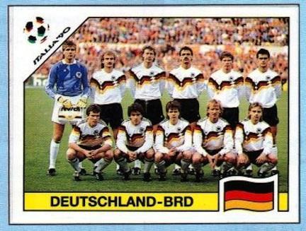 Die Weltmeister von 1990