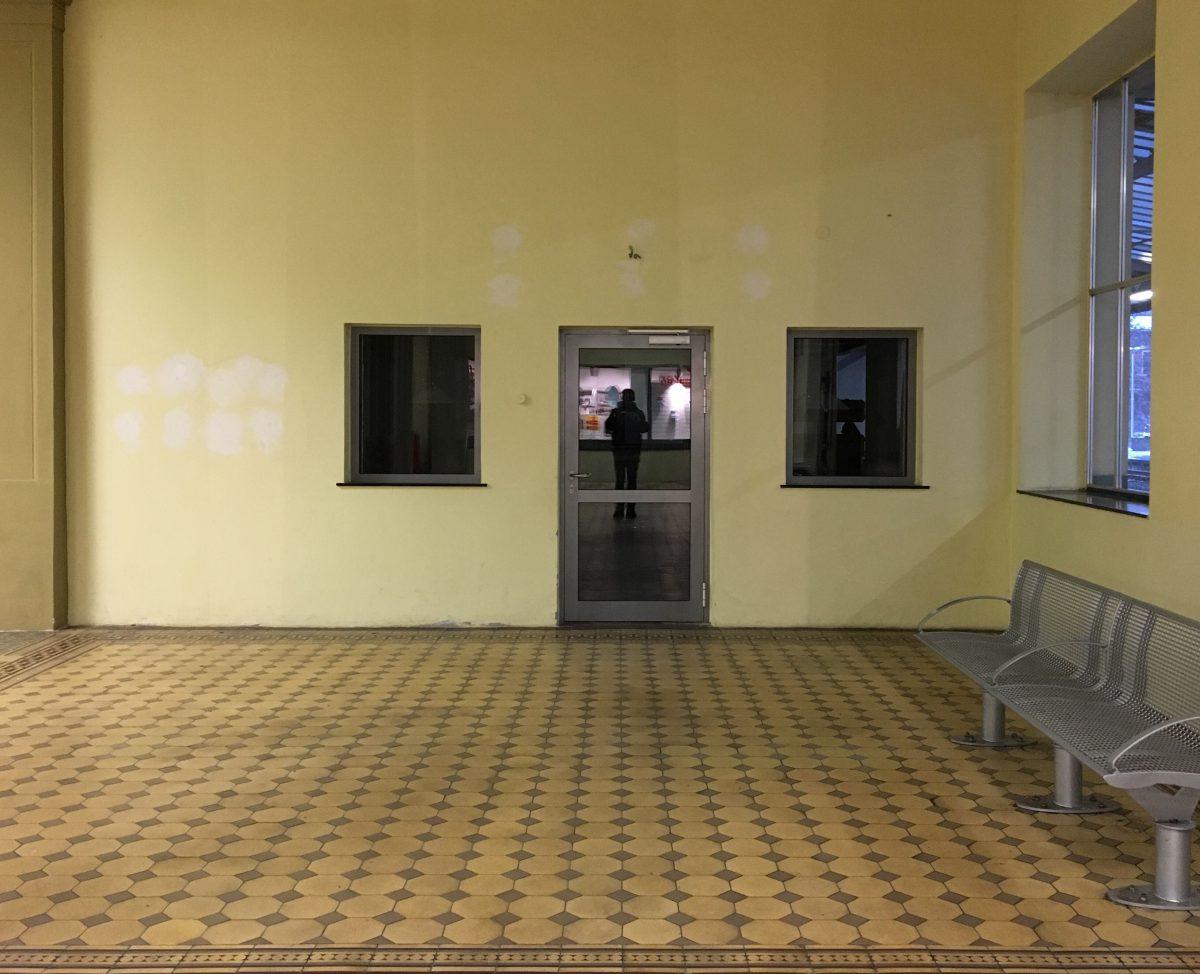 Die Trostlosigkeit der Bahnhöfe am Beispiel Bad Kissingen