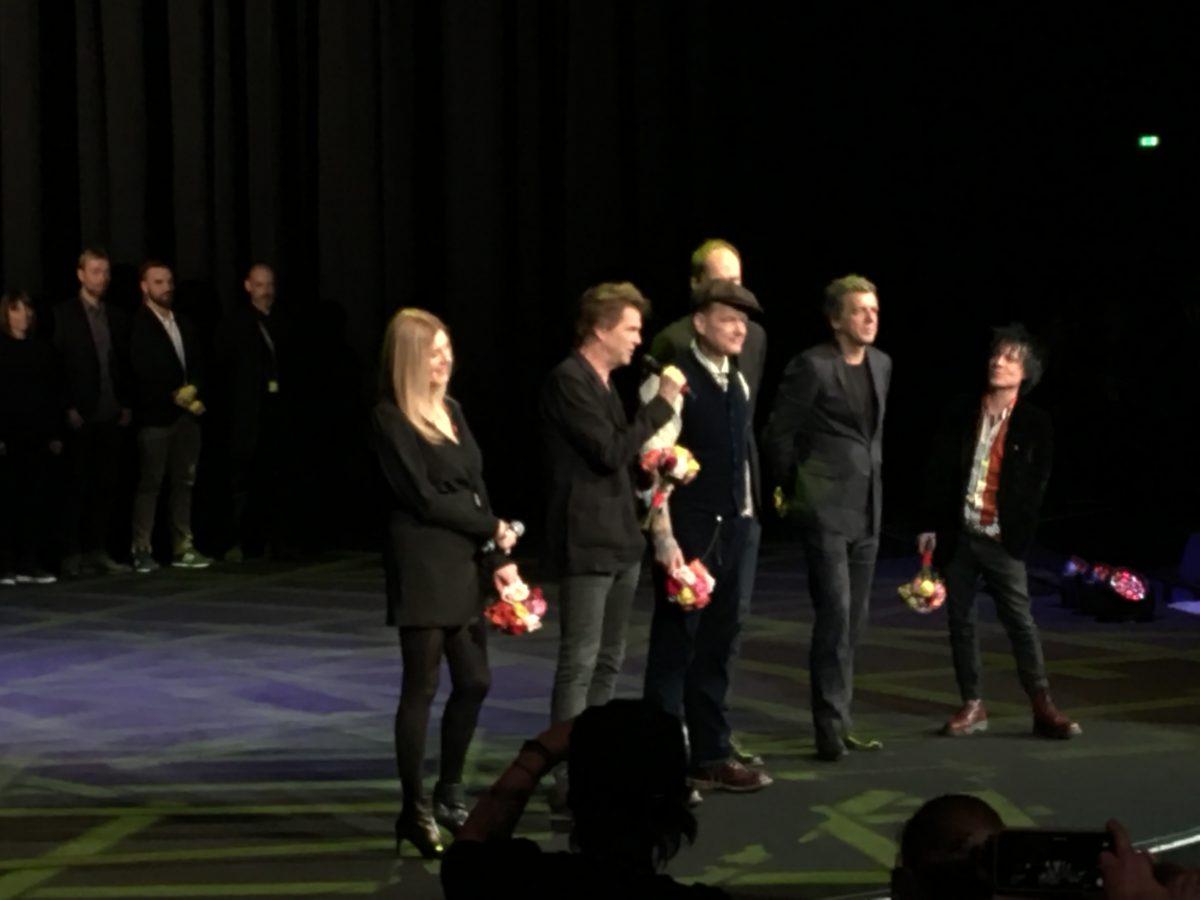 Die Berlinale feiert die Toten Hosen