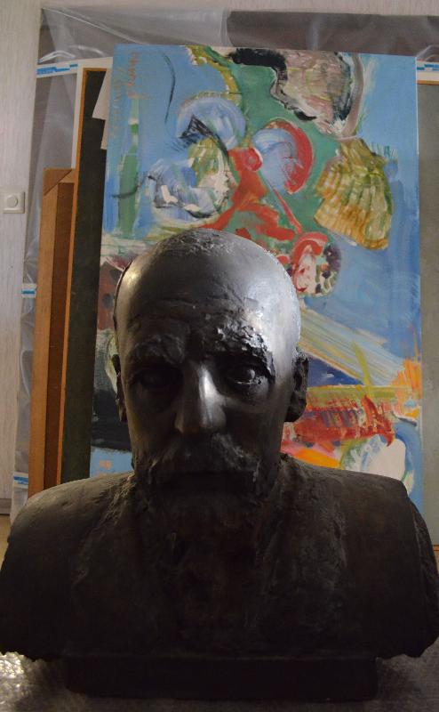Einblicke ins DDR-Kunstarchiv in Beeskow