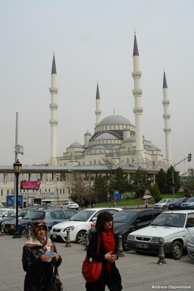 Ein Tag in Ankara im April 2011