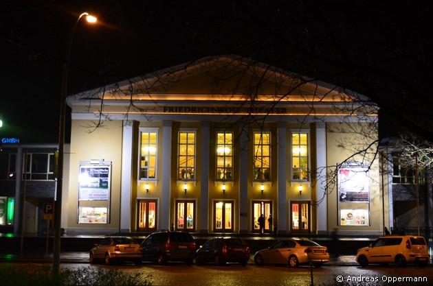 Friedrich-Wolf-Theater in Eisenhüttenstadt