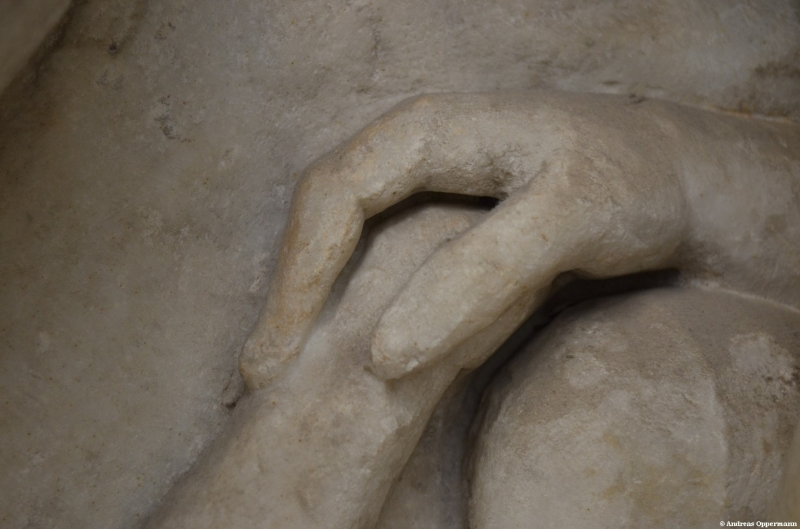 Hände aus Pergamon