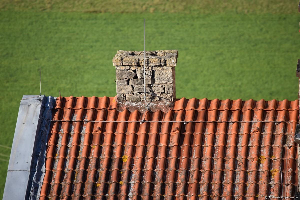 Herbststimmung auf Schloss Saaleck