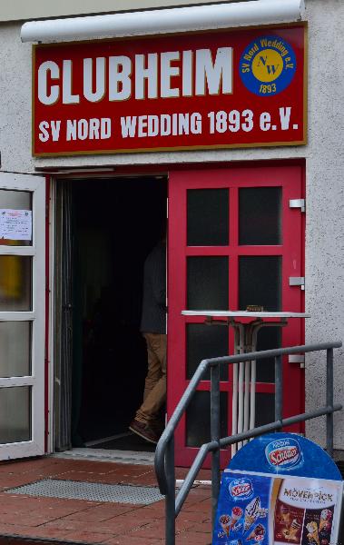 Beim SV Nord Wedding