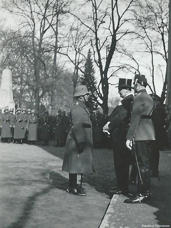 Herrmann Göring am Tag von Potsdam