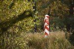 Polnische Grenze bei Rieth (Buckow)