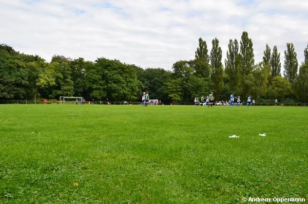 Sportplatz am Ehrenmal in Pankow