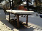 Kurzer Winter in Eichwalde