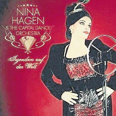 Nina Hagen: Irgendwo auf der Welt