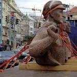 Lenin on Tour. Foto: Steidl Verlag