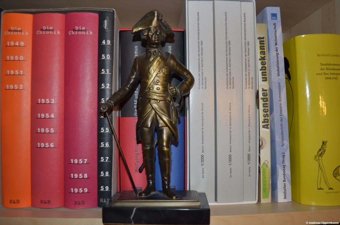 Friedrich II als Erbstück