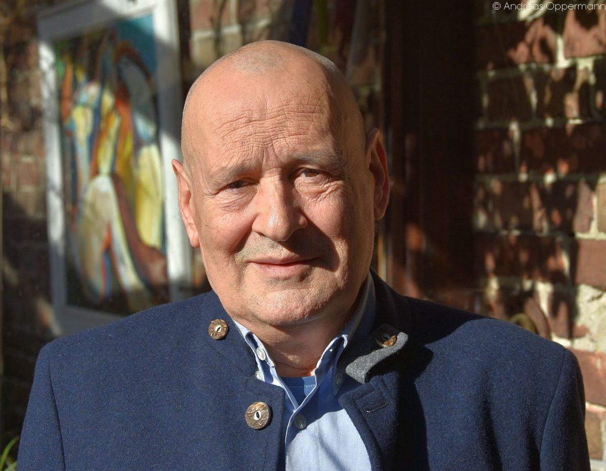 Rolf Henrich (Foto: Andreas Oppermann)
